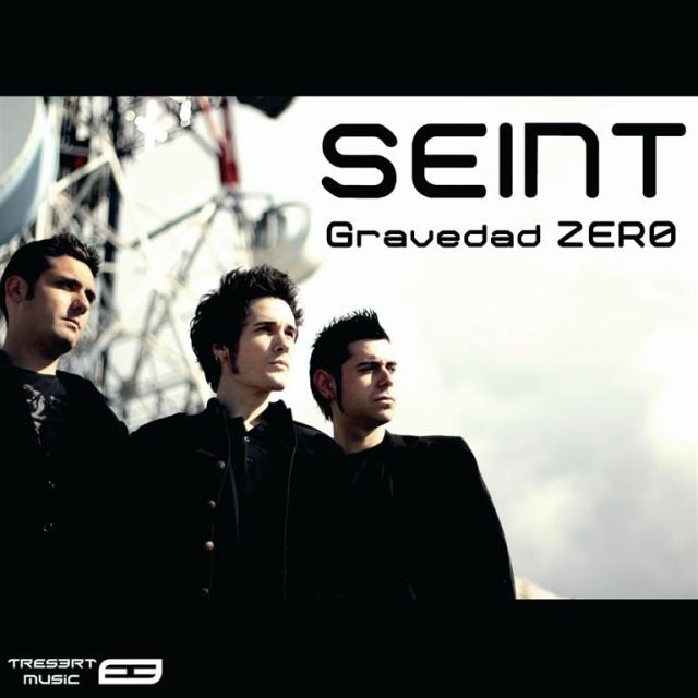 Portada Seint (Gravedad ZERO) - mini